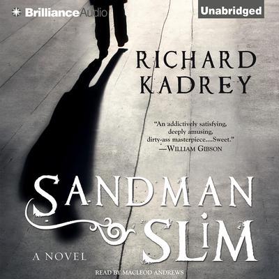 Sandman Slim Audiobook, by Richard Kadrey