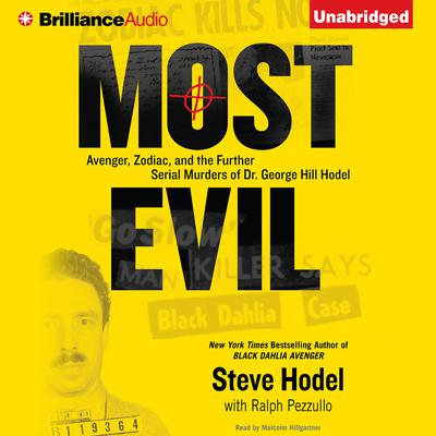 Most Evil Audiobook, by Steve Hodel