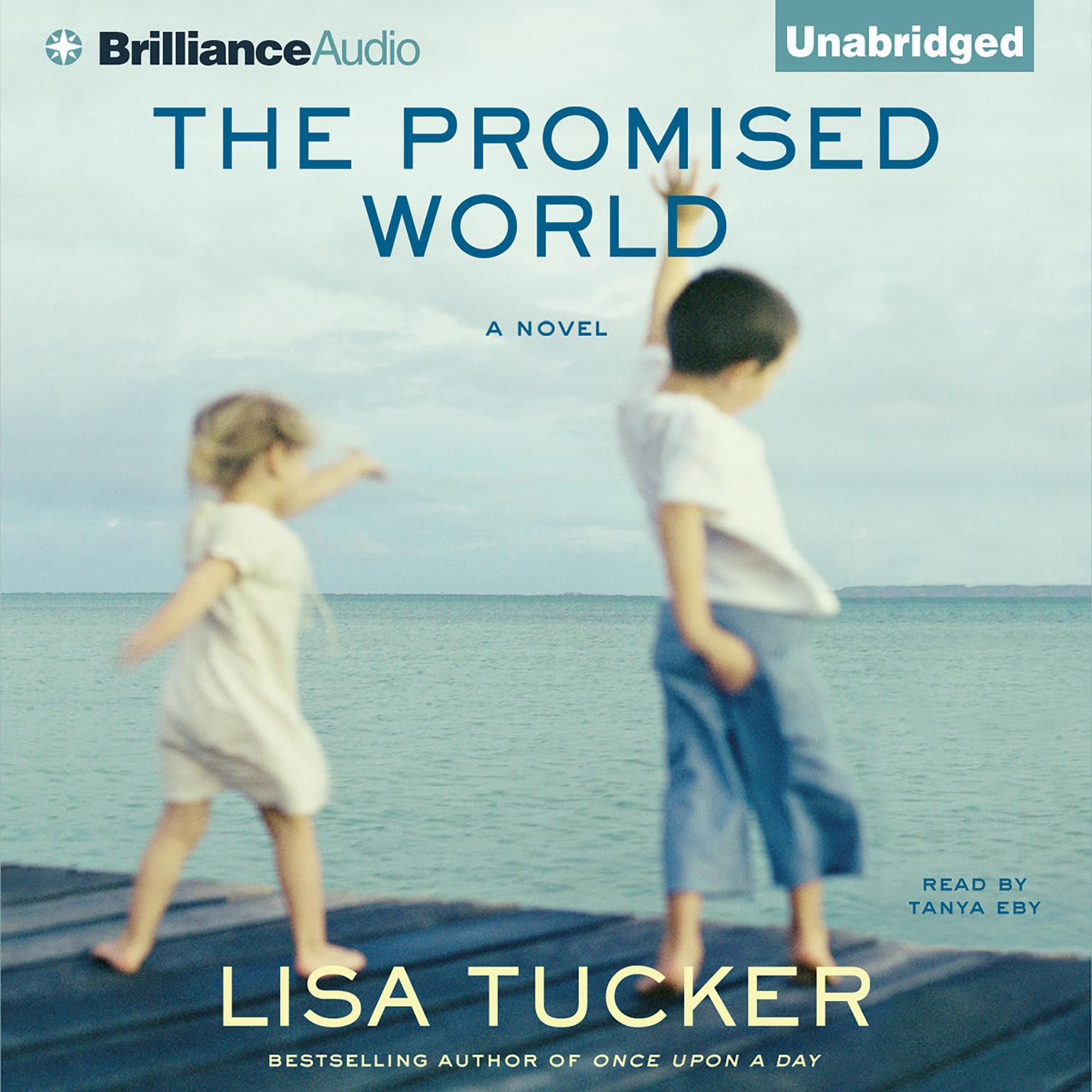 Printable The Promised World Audiobook Cover Art