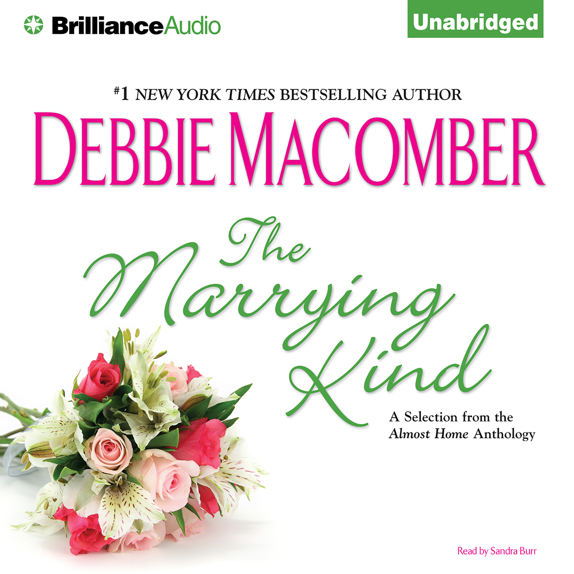Printable The Marrying Kind: A Selection from the Almost Home Anthology Audiobook Cover Art