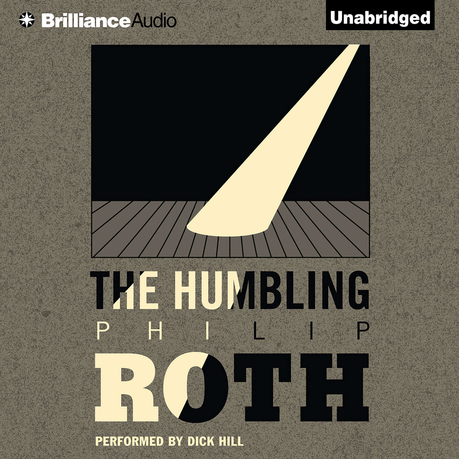 Printable The Humbling Audiobook Cover Art