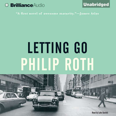 Letting Go Audiobook, by Philip Roth