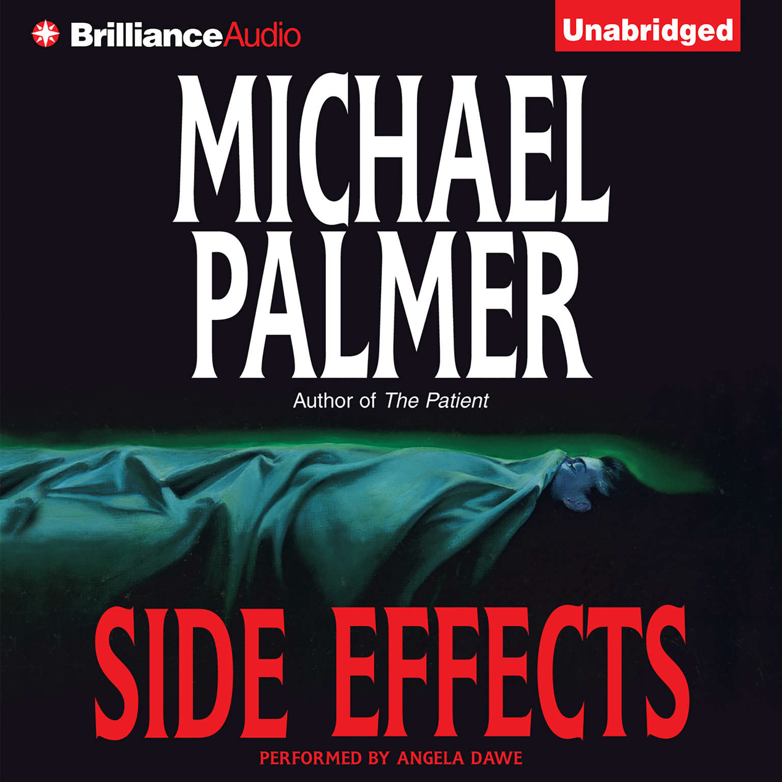 Printable Side Effects Audiobook Cover Art