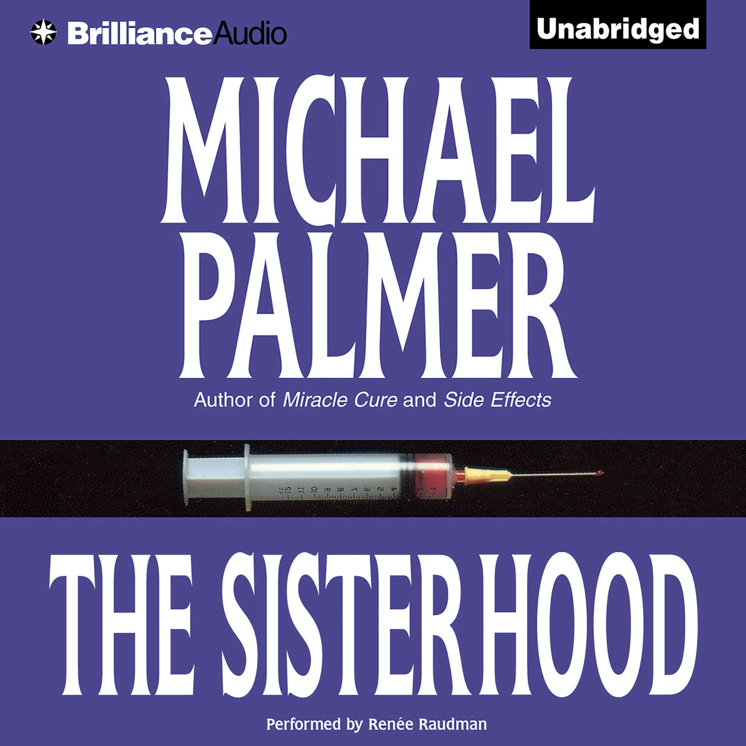 Printable The Sisterhood Audiobook Cover Art