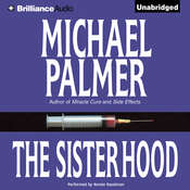 The Sisterhood Audiobook, by Michael Palmer