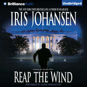 Reap the Wind, by Iris Johansen