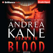Drawn in Blood, by Andrea Kane