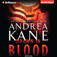 Drawn in Blood Audiobook, by Andrea Kane
