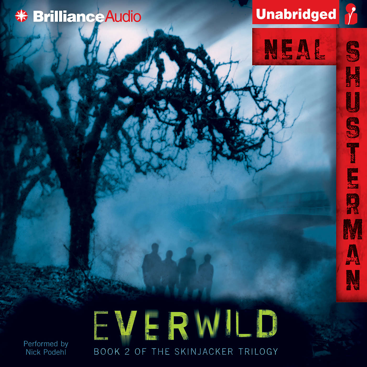 Printable Everwild Audiobook Cover Art