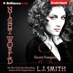 Secret Vampire Audiobook, by L. J. Smith
