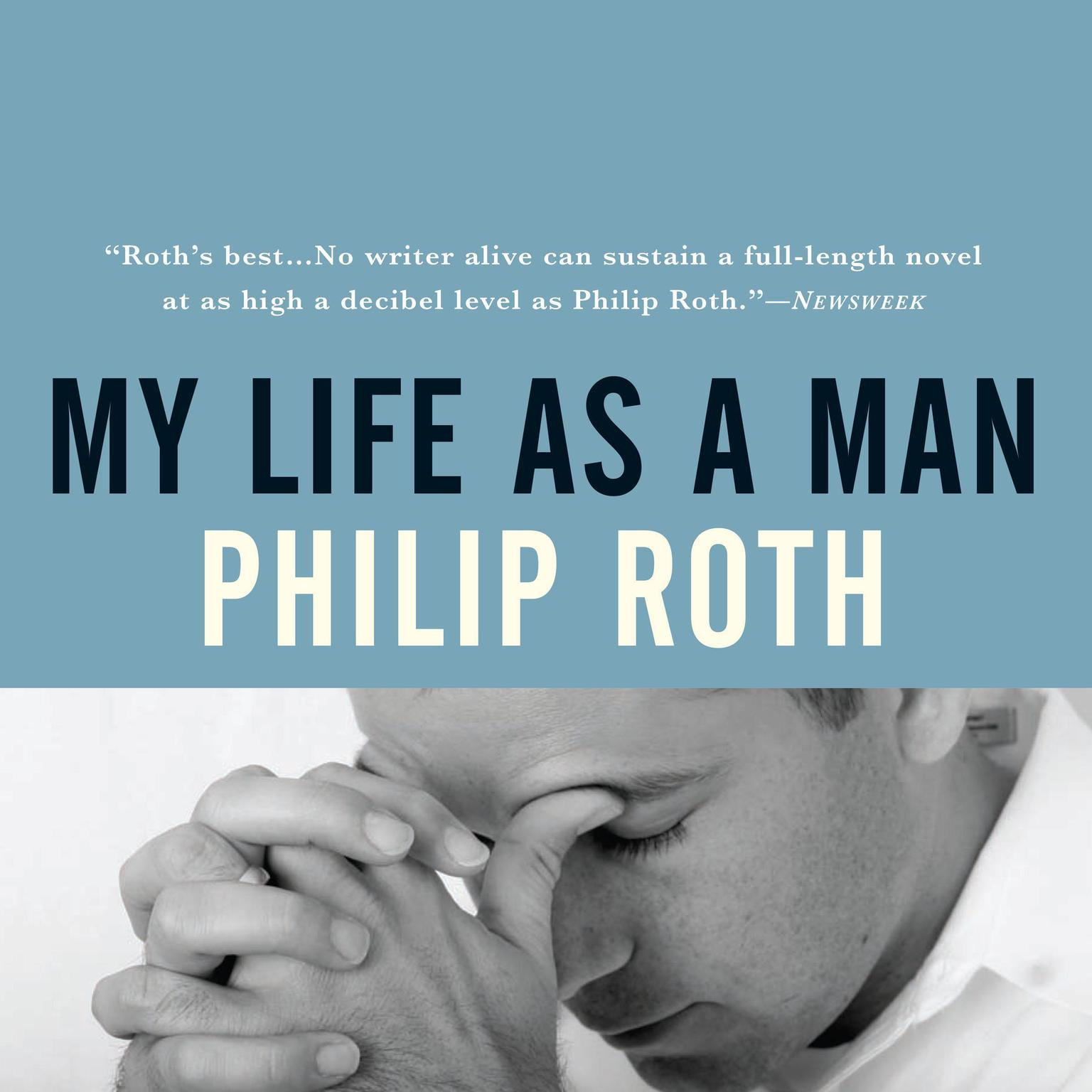Printable My Life as a Man Audiobook Cover Art