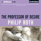 The Professor of Desire, by Philip Roth