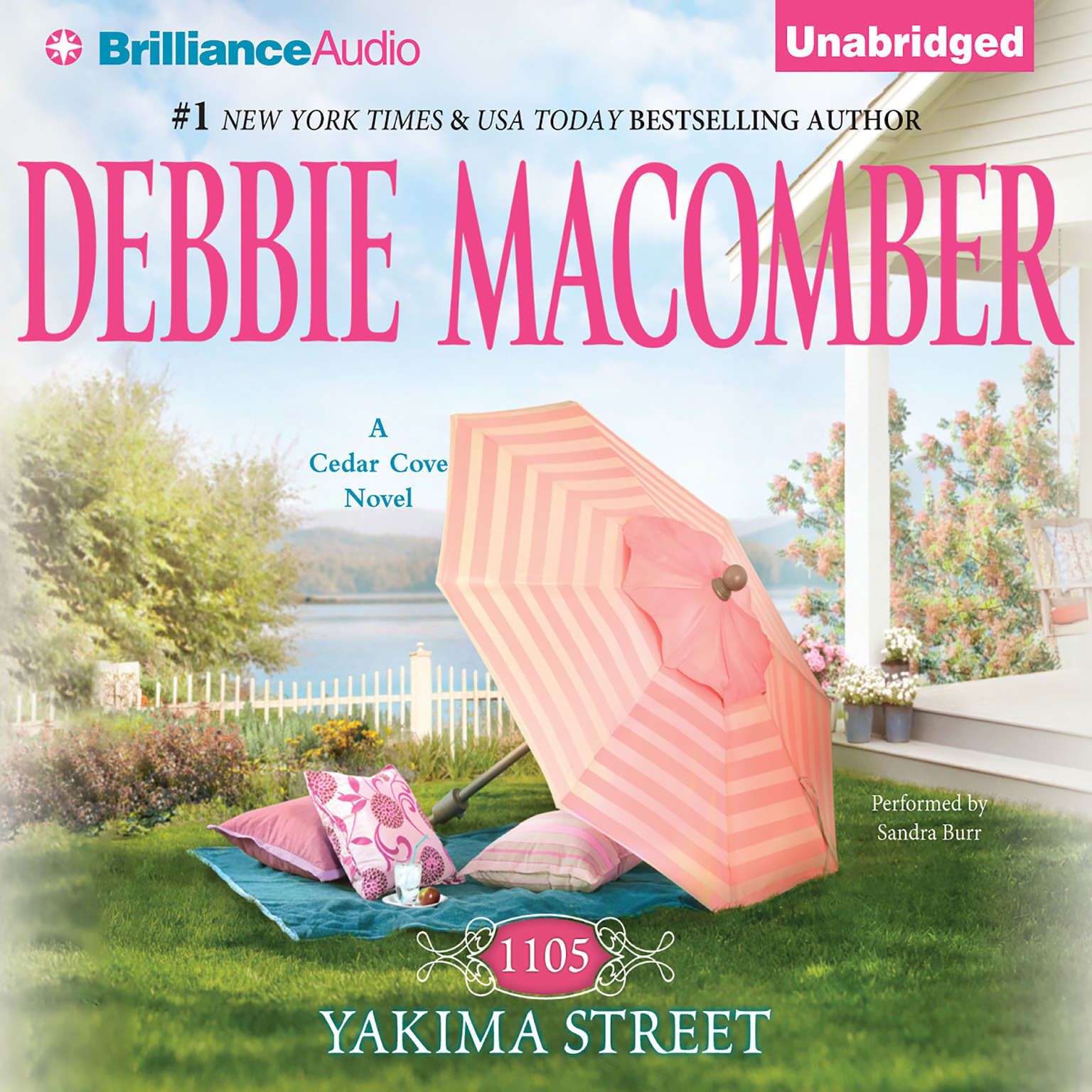 Printable 1105 Yakima Street Audiobook Cover Art