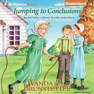 Jumping to Conclusions Audiobook, by Wanda E. Brunstetter