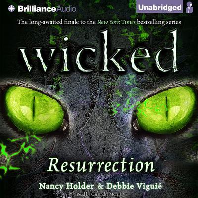 Resurrection Audiobook, by Nancy Holder