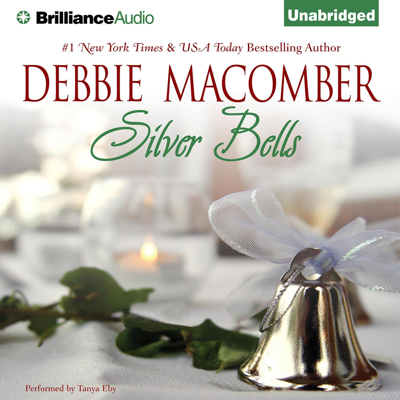 Printable Silver Bells Audiobook Cover Art