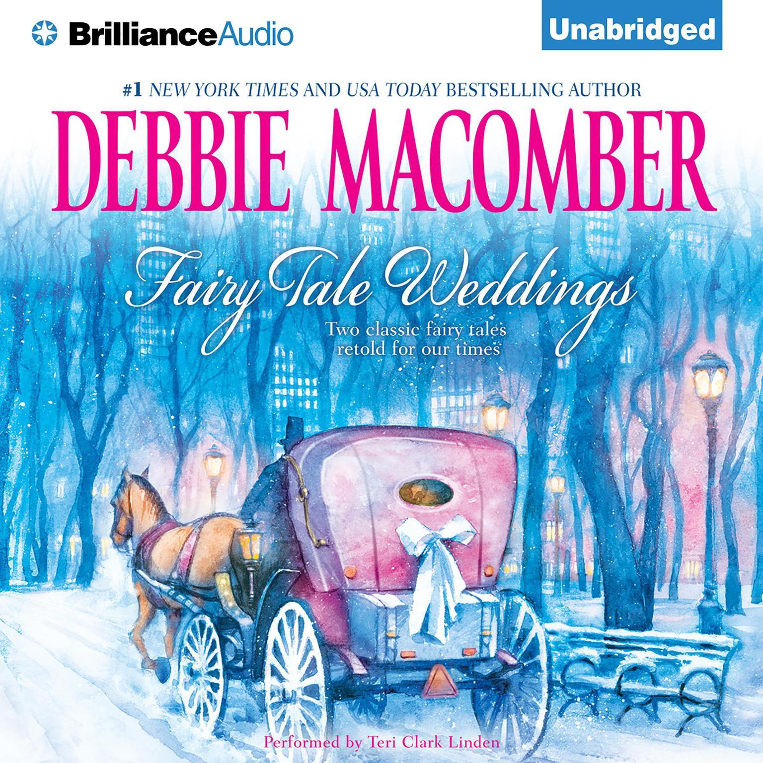 Printable Fairy Tale Weddings Audiobook Cover Art