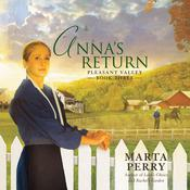 Annas Return Audiobook, by Marta Perry