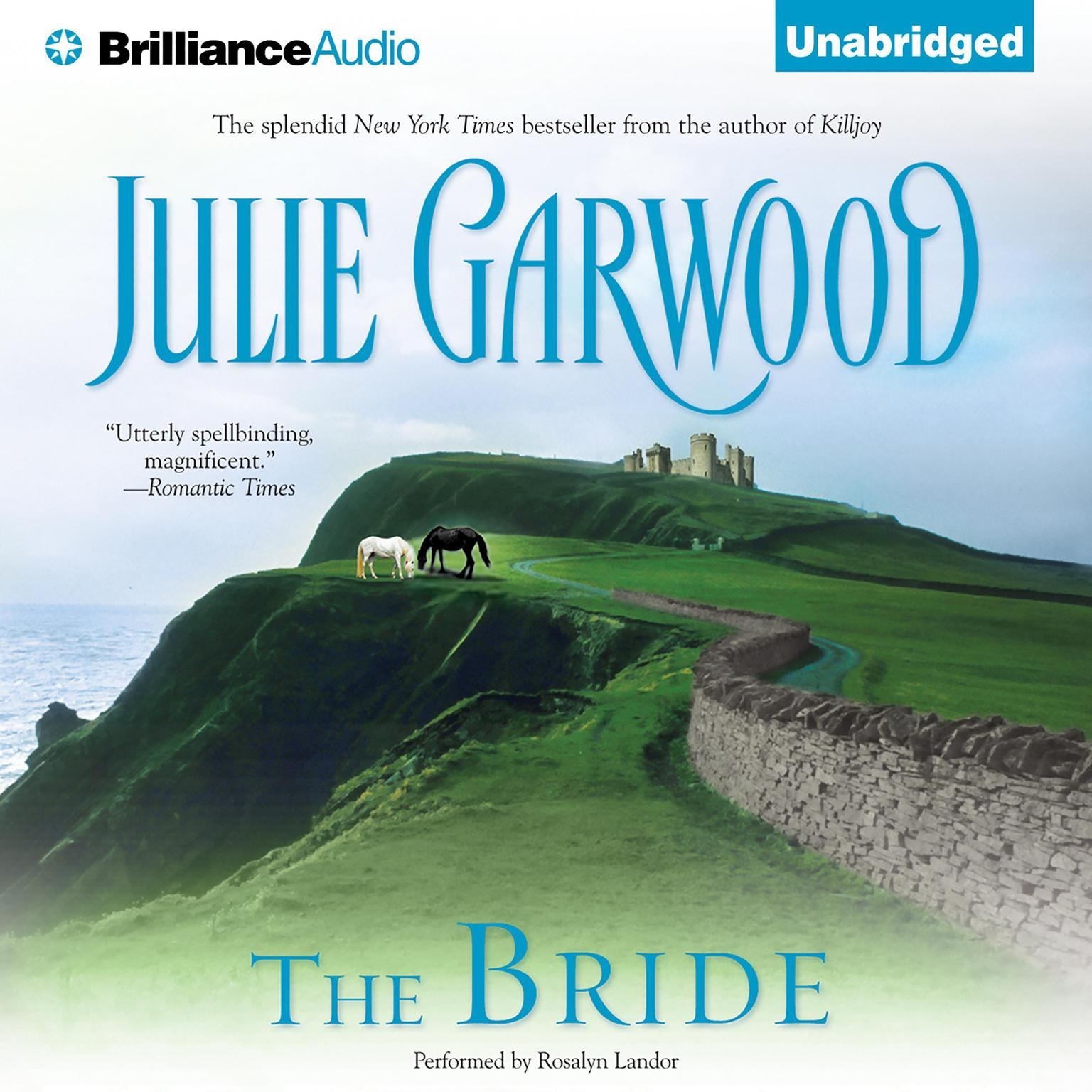 Printable The Bride Audiobook Cover Art