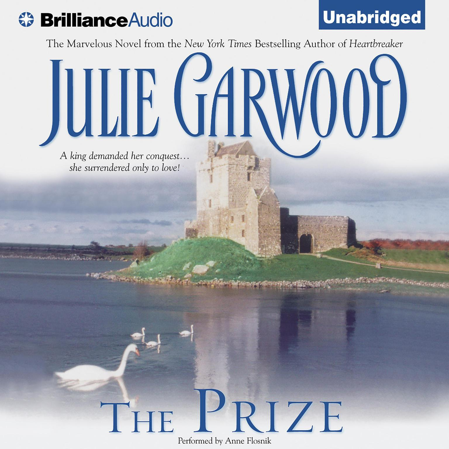 Printable The Prize Audiobook Cover Art