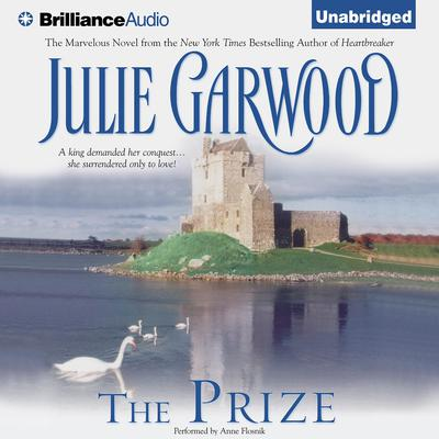 The Prize Audiobook, by Julie Garwood