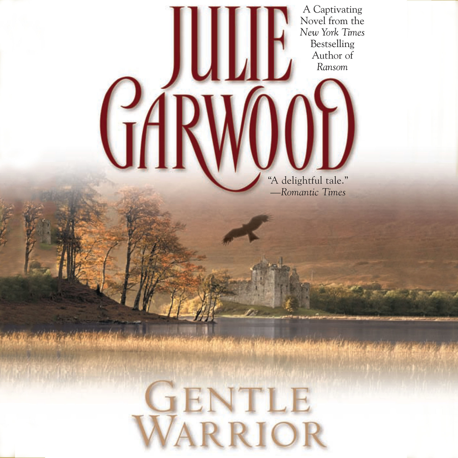 Printable Gentle Warrior Audiobook Cover Art