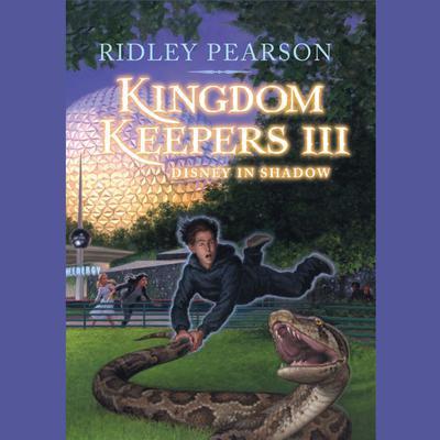 Kingdom Keepers III: Disney in Shadow Audiobook, by Ridley Pearson