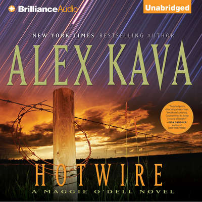 Hotwire Audiobook, by Alex Kava