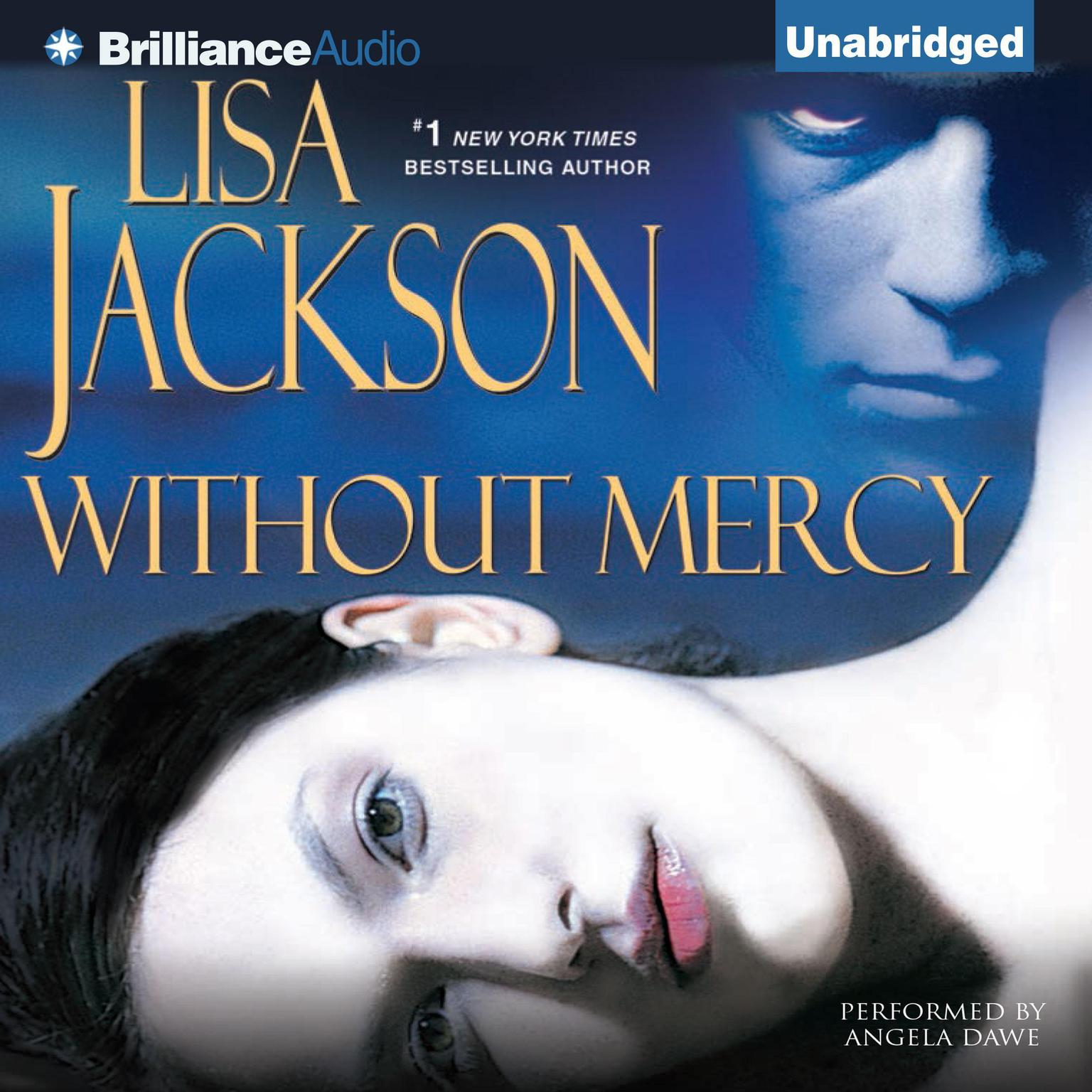 Printable Without Mercy Audiobook Cover Art