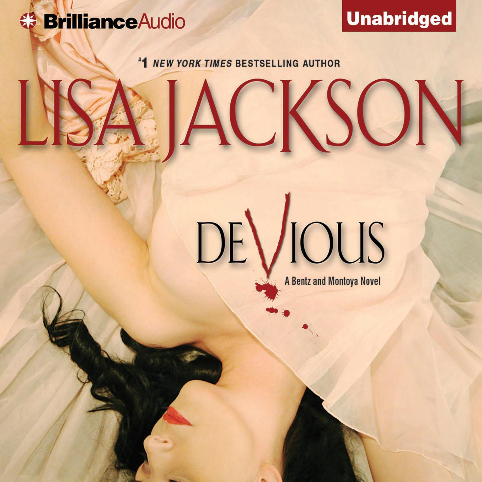 Printable Devious Audiobook Cover Art