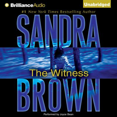 The Witness Audiobook, by Sandra Brown