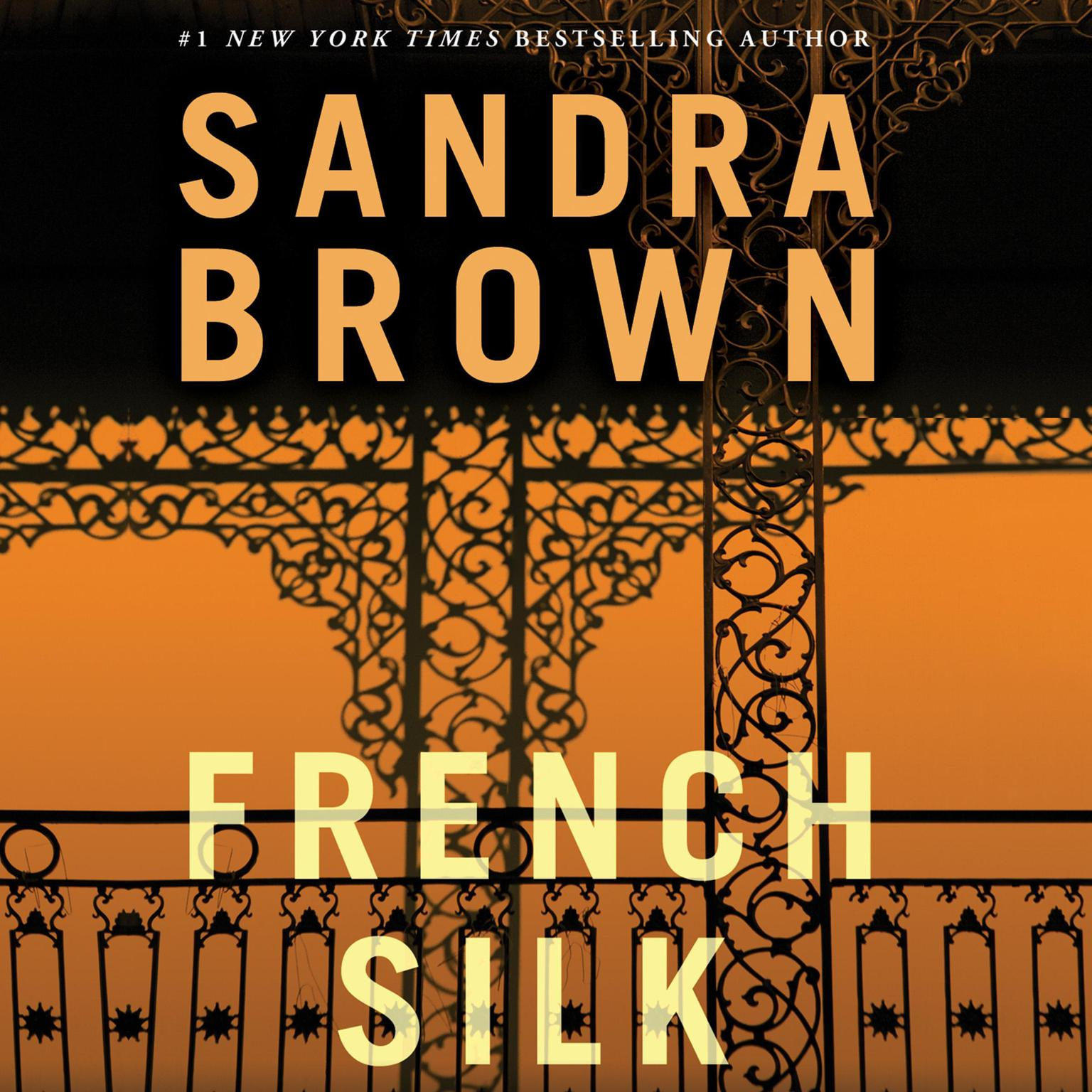 Printable French Silk Audiobook Cover Art