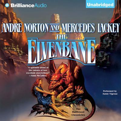 The Elvenbane Audiobook, by Andre Norton