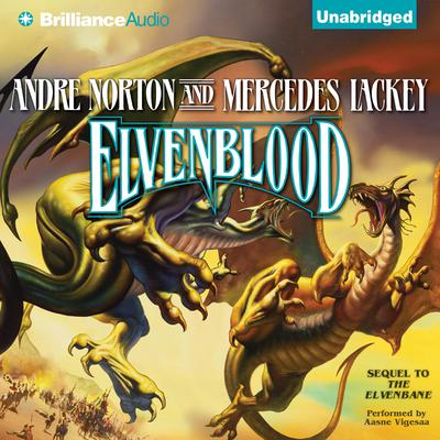 Elvenblood Audiobook, by Andre Norton