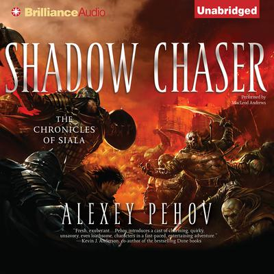 Shadow Chaser Audiobook, by Alexey Pehov
