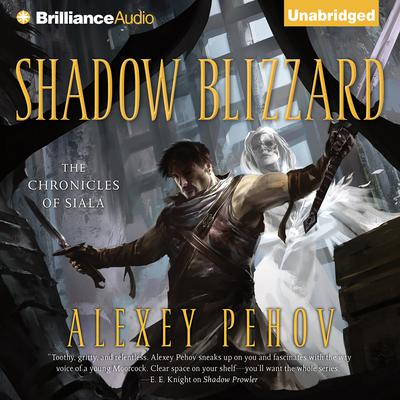 Shadow Blizzard Audiobook, by Alexey Pehov