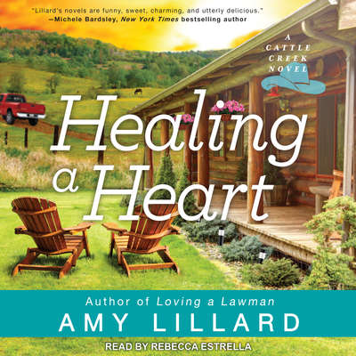 Healing a Heart Audiobook, by Amy Lillard
