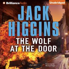 The Wolf at the Door Audiobook, by Jack Higgins
