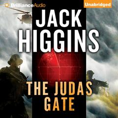 The Judas Gate Audiobook, by Jack Higgins