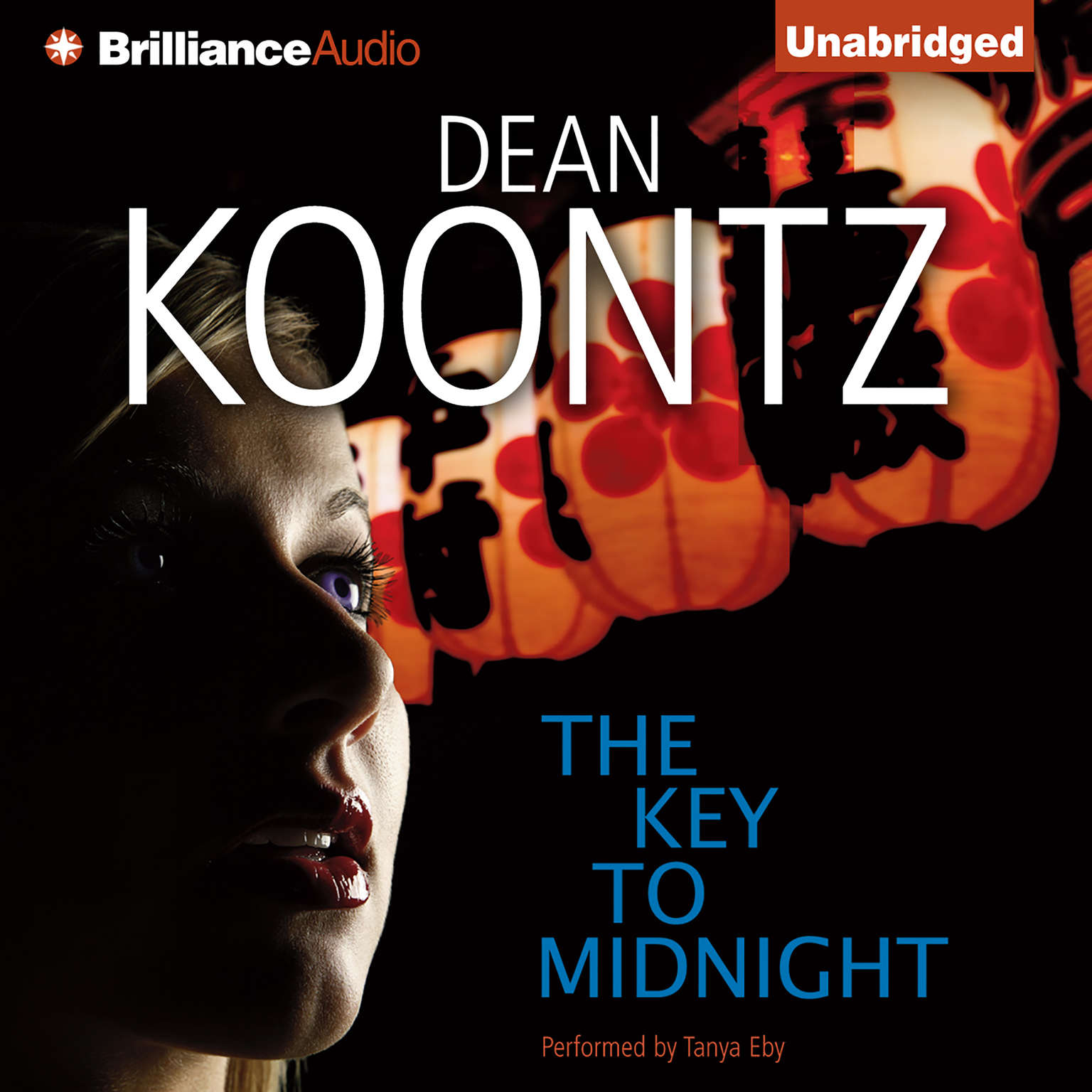 Printable The Key to Midnight Audiobook Cover Art