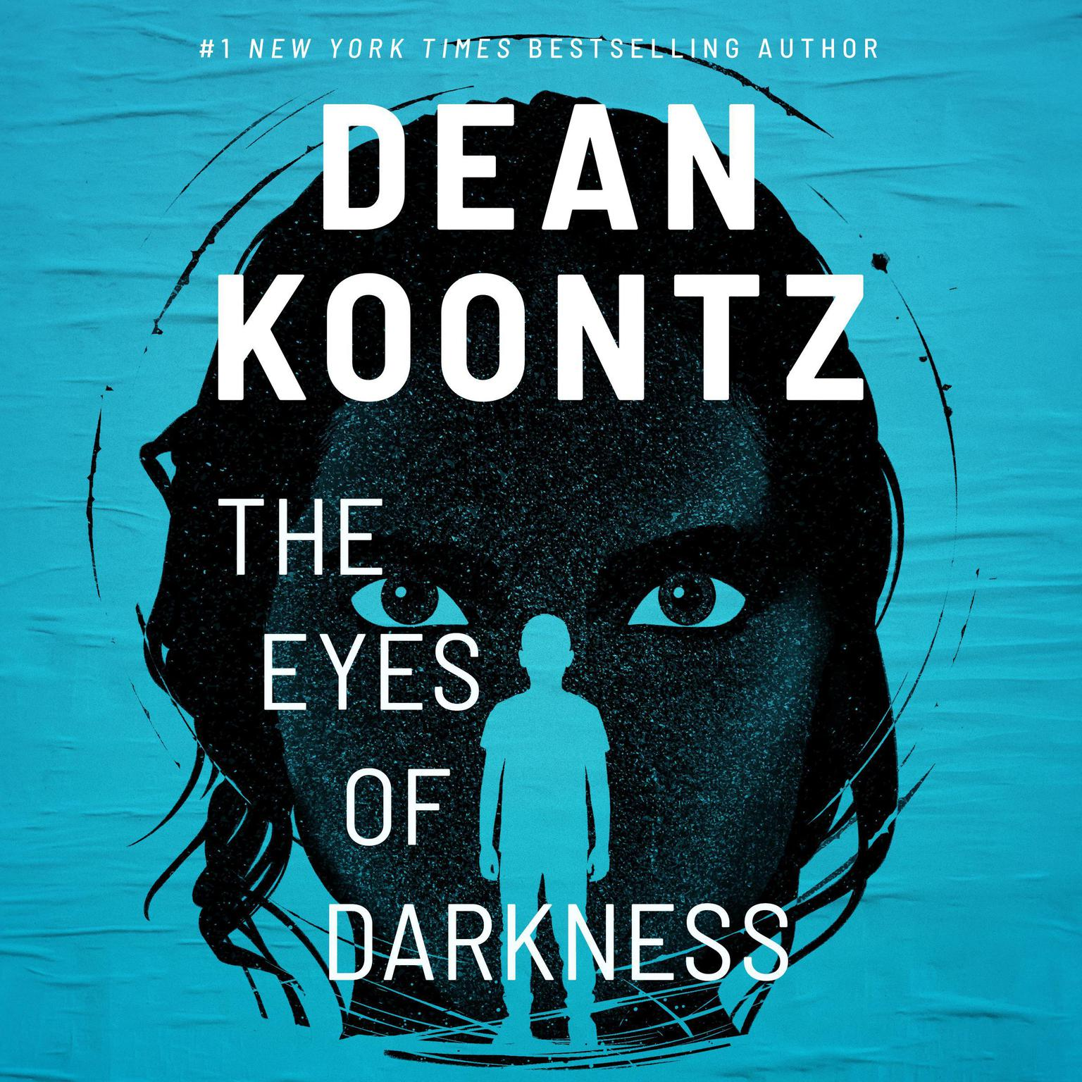 Printable The Eyes of Darkness Audiobook Cover Art