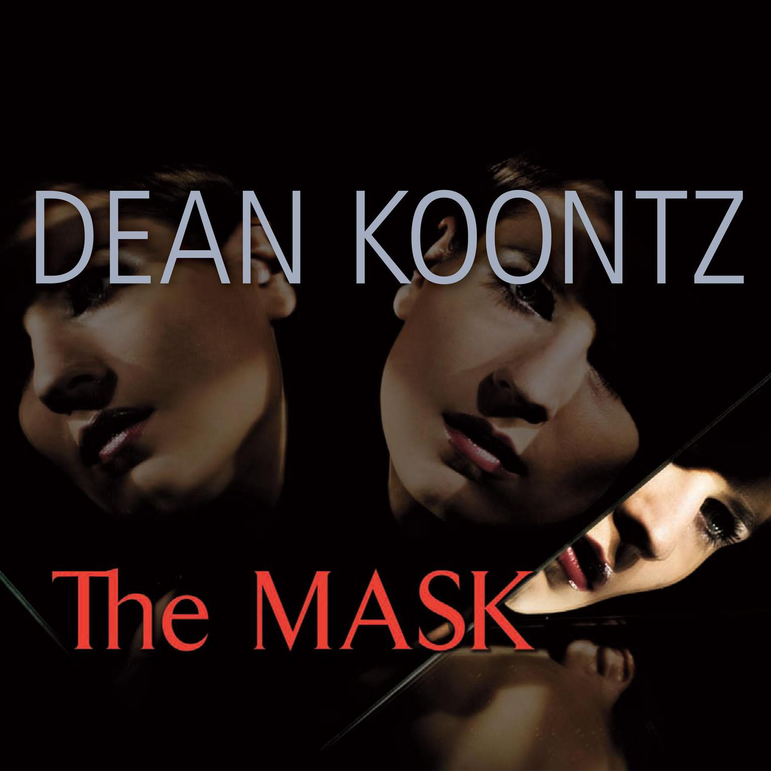 Printable The Mask Audiobook Cover Art