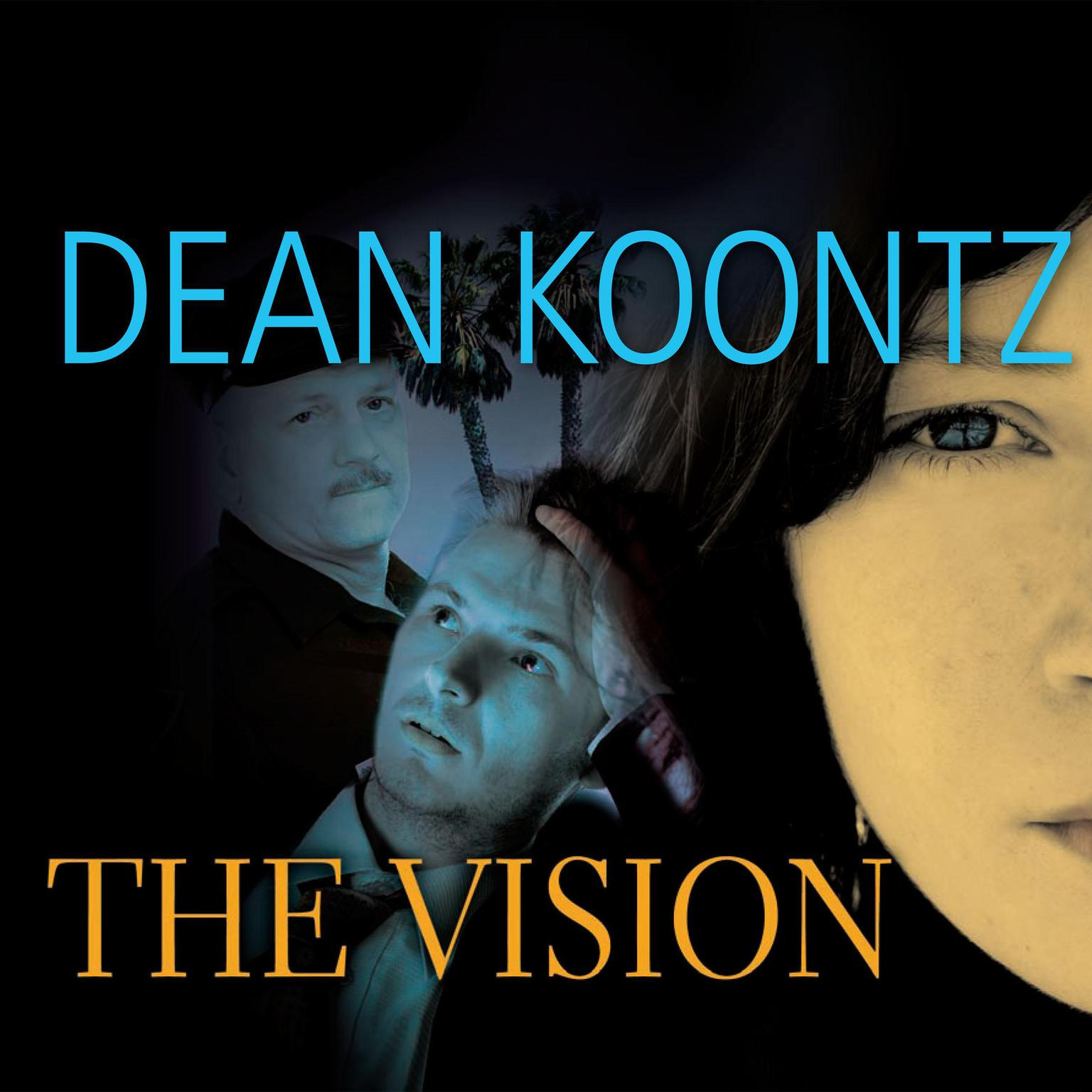 Printable The Vision Audiobook Cover Art