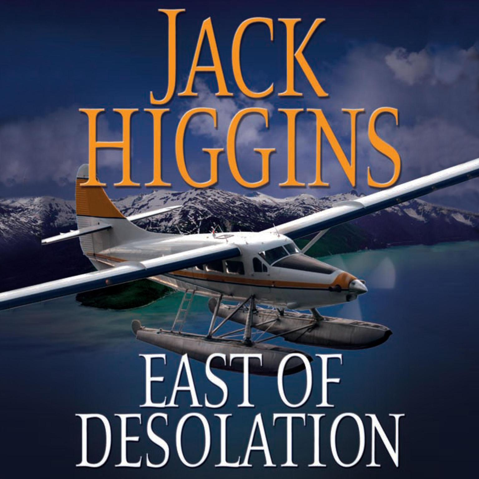 Printable East of Desolation Audiobook Cover Art