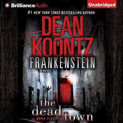 The Dead Town Audiobook, by Dean Koontz