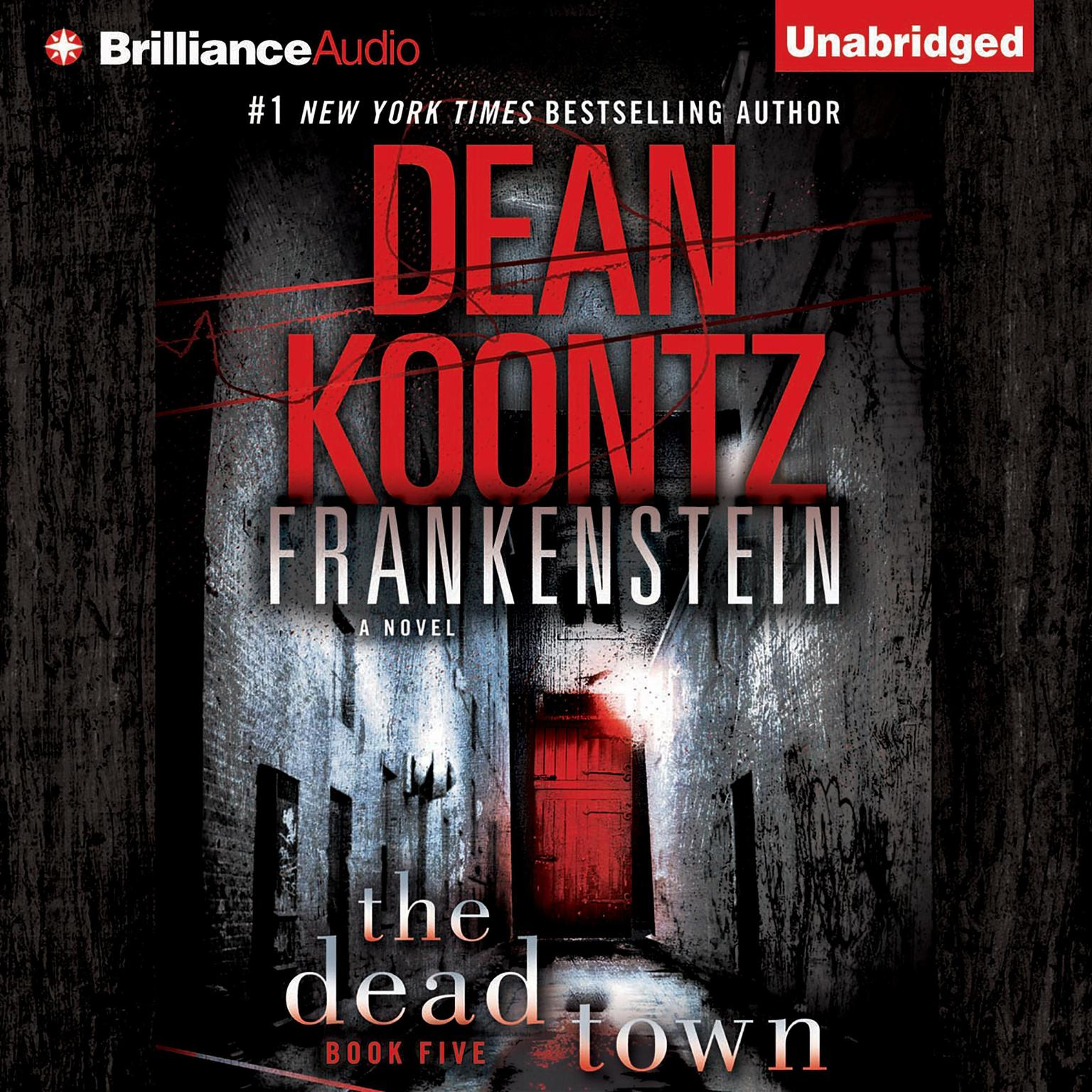 Printable The Dead Town Audiobook Cover Art