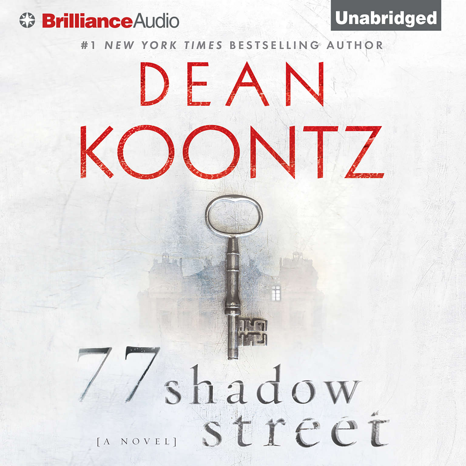 Printable 77 Shadow Street Audiobook Cover Art