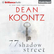 77 Shadow Street Audiobook, by Dean Koontz