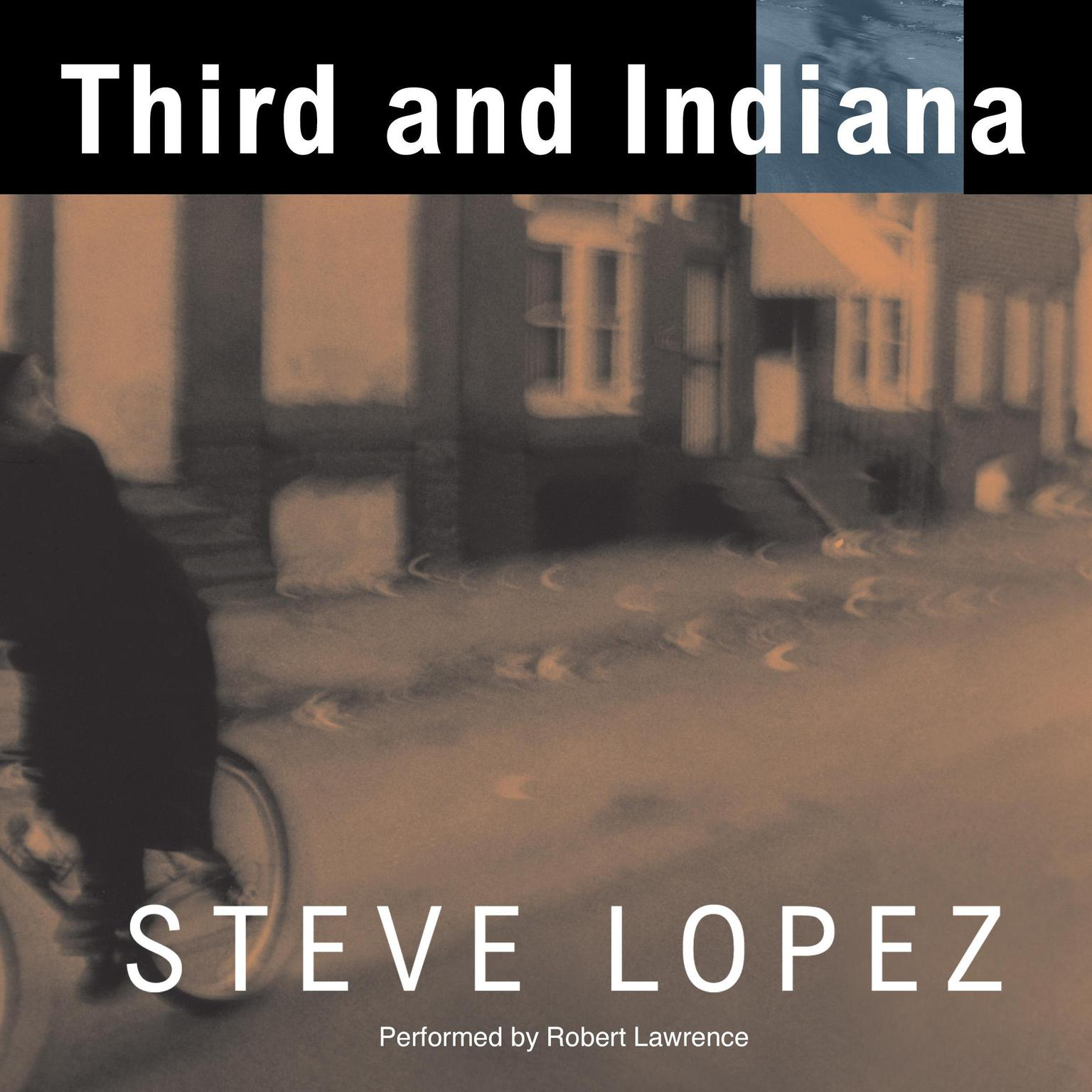 Printable Third and Indiana Audiobook Cover Art