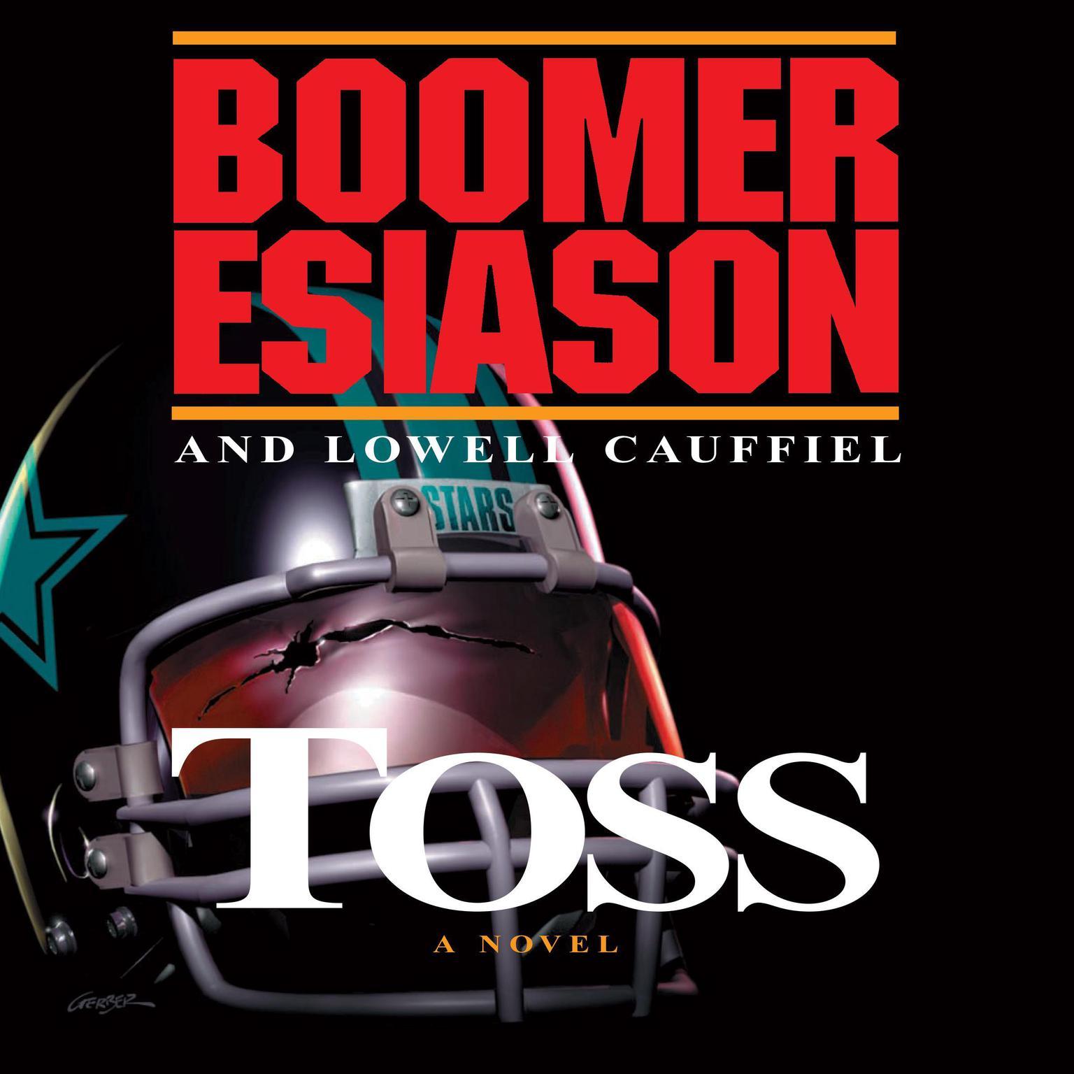 Printable Toss Audiobook Cover Art